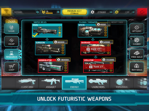 ud83dudc80 SHADOWGUN: DeadZone  screenshots 10