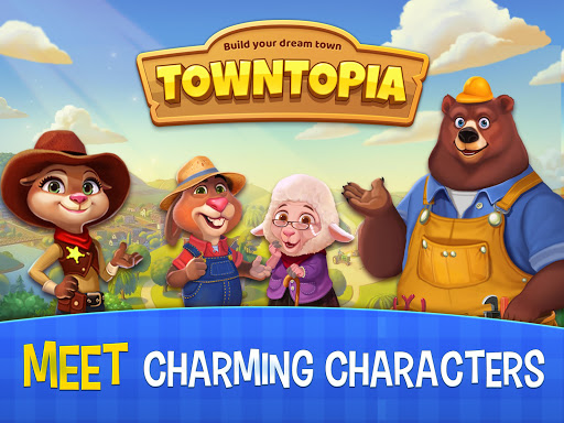 Towntopia: Build and Design your adorable Home apkmr screenshots 18
