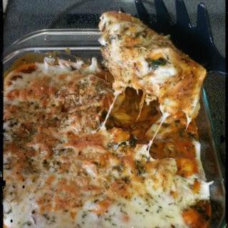 Tortellini Bake.