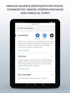 CityFALCON - Financial News- screenshot thumbnail