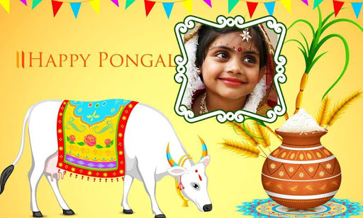 Pongal Photo Frames 2016HD