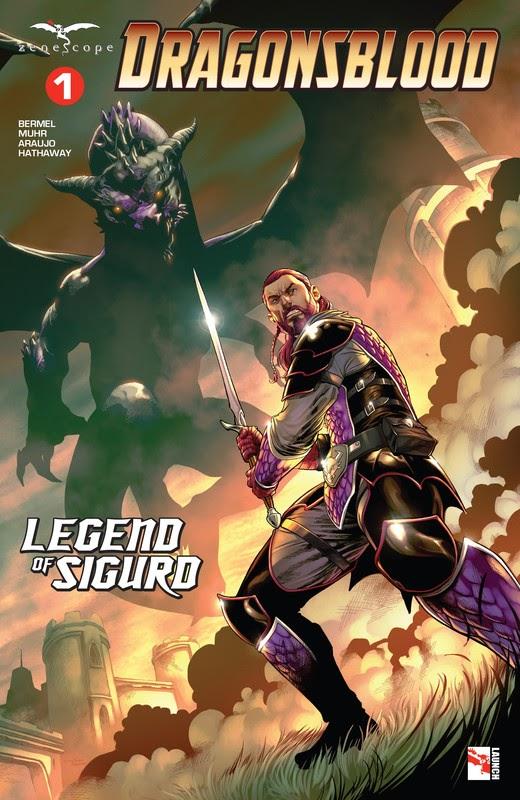 Dragonsblood: Legend of Sigurd (2019) - complete