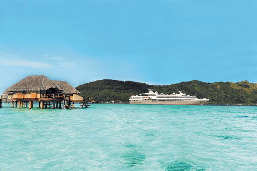 Head to French Polynesia on a Ponant cruise and live the dream.