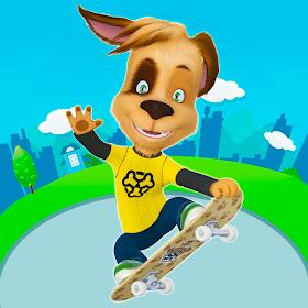Барбоскины: Скейтборд