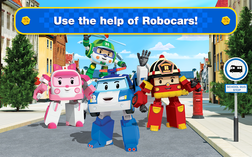 Robocar Poli: City Games 1.0 screenshots 12