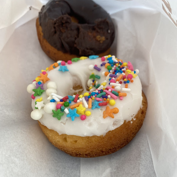 Photo from The Donuttery