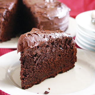 Chocolate Beetroot Cake.