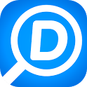 Dictionary & Thesaurus (Definition synonyms idiom) icon