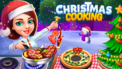 Christmas Cooking: Chef Madness Fever Games Craze 1.2.4 screenshots 1
