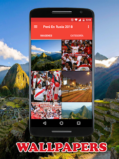 Perú en el Mundial Rusia 2018 - náhled
