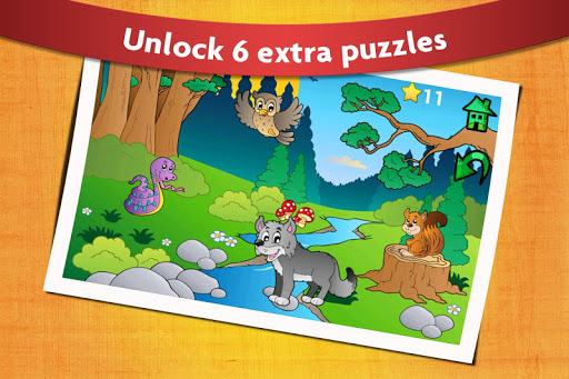 Kids Peg Puzzle Game screenshot 15