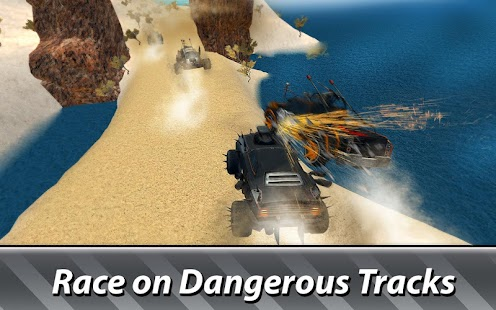 Death Rally Racing: Fury Offroad - náhled