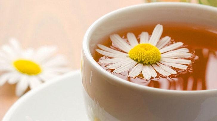 trị nám bằng hoa cúc