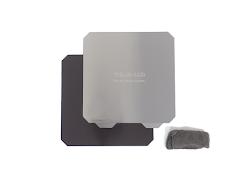 Wham Bam 3D Printer Flexible Build System - 220mm x 220mm (Pre-Installed PEX)