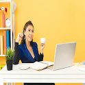 tips simpel cara tetap merasa bahagia saat bekerja icon