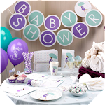 Baby Shower Decoration Icon