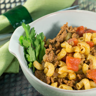 One Pot Easy Goulash