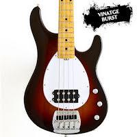 Music Man Sterling 4H. Maple, VSB