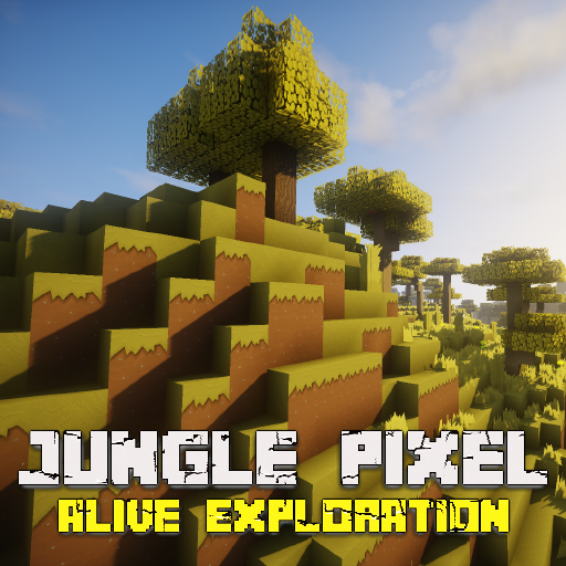 Jungle Pixel: Alive Exploration
