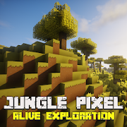 Game Jungle Pixel: Alive Exploration APK for Windows Phone