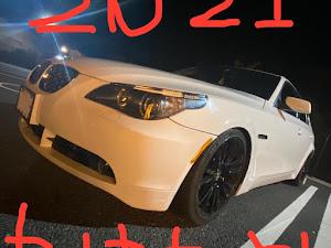 5シリーズ セダンのカスタム事例画像 おぐちさんの2021年01月01日20:41の投稿