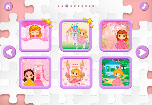Kids Puzzles for Girls  screenshots 6