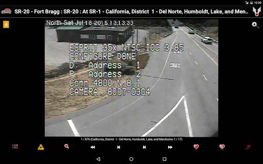 California Cameras - Traffic  screenshots 9