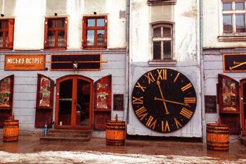 Photo: Львівські кнайпи