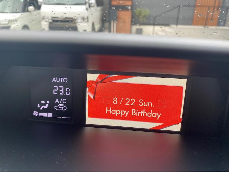 インプレッサ スポーツ GP6のスバル,誕生日,誕生日プレゼント,アクシスパーツ,サイドミラーウィンカーに関するカスタム&メンテナンスの投稿画像8枚目