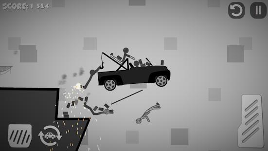Stickman Destruction 4 Annihilation Mod