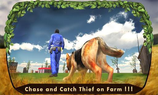 农场狗追逐3D模拟器