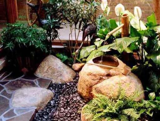 日本庭園スタイル