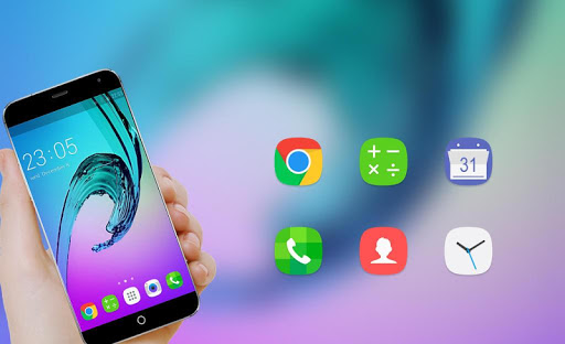 Theme for Galaxy A7 HD Wallpapers 2018 2.0.51 Paidproapk.com 4
