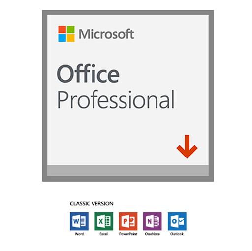 Phần mềm Office Pro 2019 All Lng APAC EM PKL Online DwnLd C2R NR (269-17071)