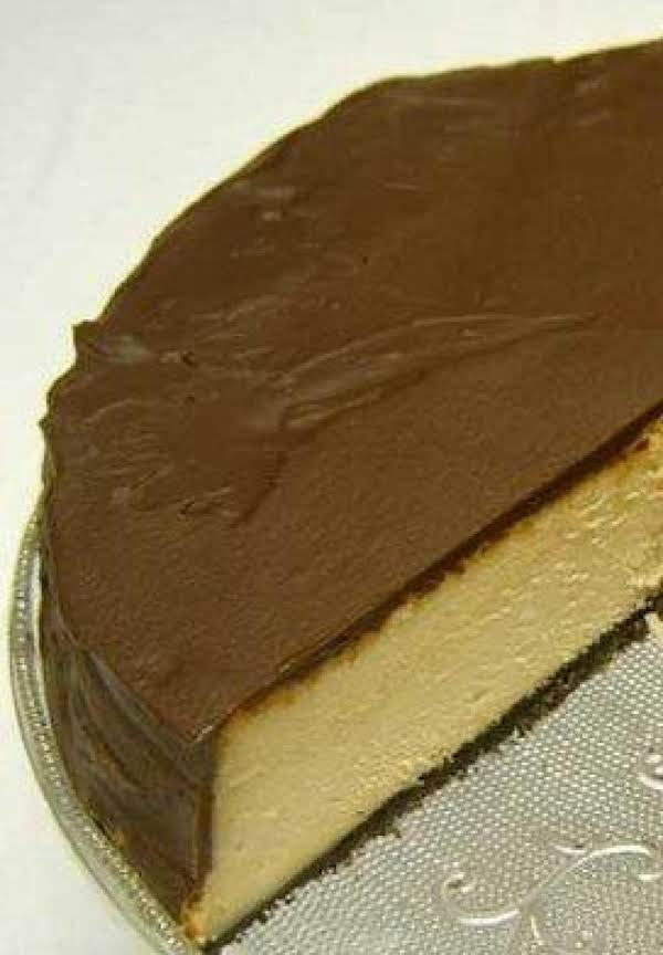 Chocolate Peanut Butter Cheesecake Recipe