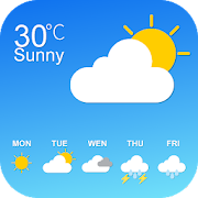 Live Weather App, Weather Forecast, Widget & Radar