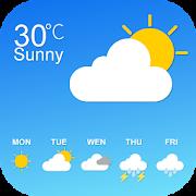 برنامه هواشناسی زنده ، پیش بینی هوا ، ویجت و رادار