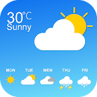 Real Live Weather Forecast : Daily Weather Update icon