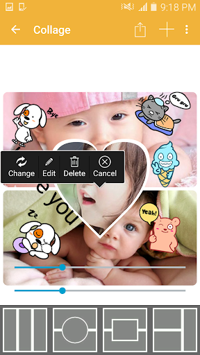 玩免費遊戲APP|下載Face Collage Layout - PIP app不用錢|硬是要APP