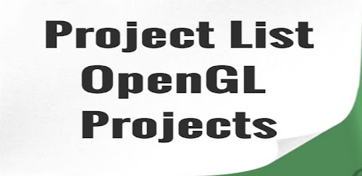 Project List - OpenGL Projects - Apps on Google Play