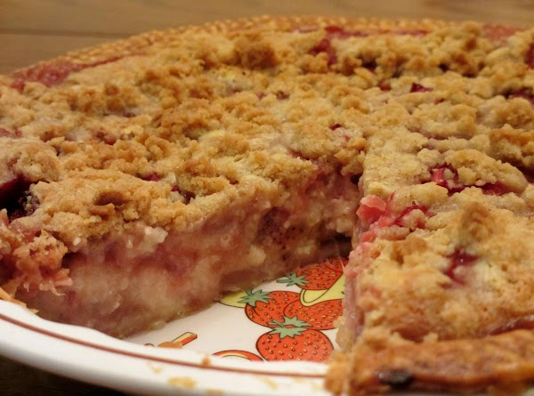 Cool completely on a wire rack for AT LEAST 4 hours. >>>Pie needs at...