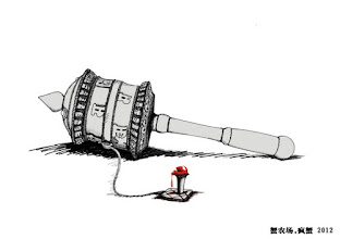 Photo: 蟹农场:佛之所在魔亦云集