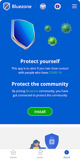 Bluezone screenshot 4