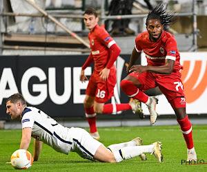 L'Antwerp se paie le scalp de Tottenham