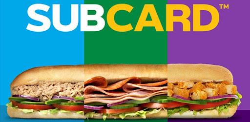 subway karte aktivieren SUBWAY® SUBCARD™ Deutschland – Apps bei Google Play