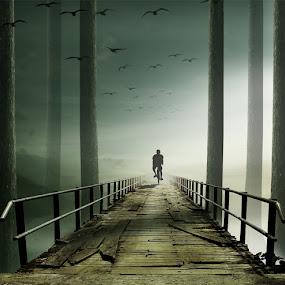 The Bridgewood by Eli Supriyatno - Digital Art People