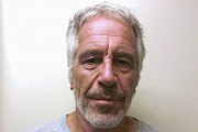 U.S. financier Jeffrey Epstein appears in a photograph taken for the New York State Division of Criminal Justice Services' sex offender registry.
