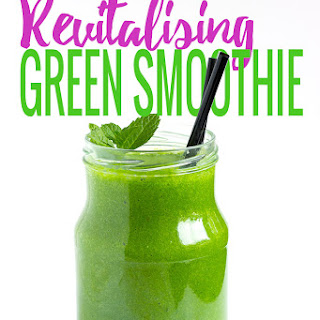 Revitalising Green Smoothie.