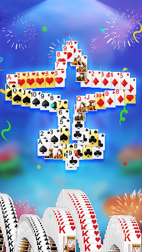 Solitaire Spider Fish Screenshots 5