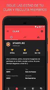 Fam para Clash Royale - Cofres Orden y Stats Screenshot